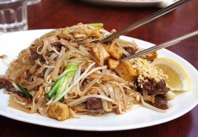 Συνταγή για Pad Thai Gai